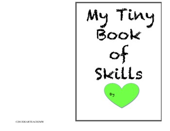 My Tiny Book of Skills