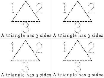 My Tiny Triangle Book