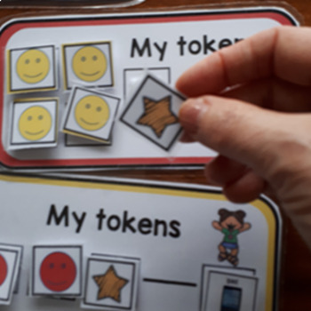 My Token reward board for kids with autism
