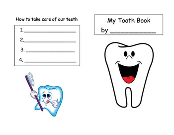 My Tooth Book