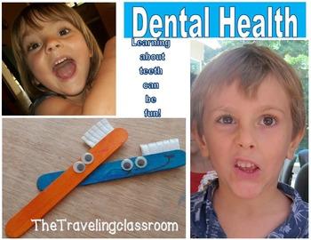 Dental Health - My Tooth Book