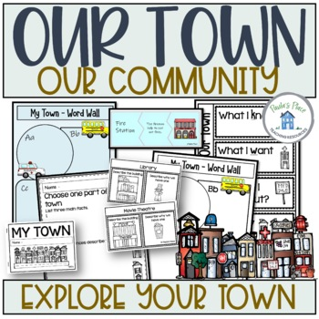 My Town - My Community
