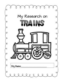 My Train Research