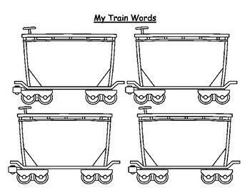 My Train Words
