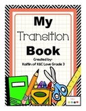 My Transition Book (Supporting Students with Autism & Spec