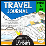 Travel Vacation Journal