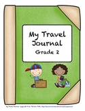 My Travel Journal, Grade 2