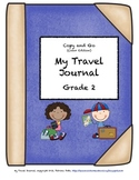 My Travel Journal, Grade 2 Copy and Go (Color Edition)