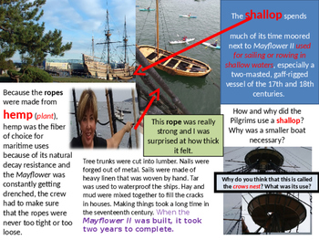 My Trip to the Mayflower II
