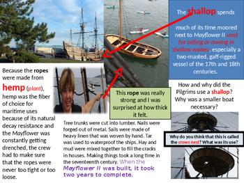 My Trip to the Mayflower II