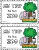 Zoo Field Trip / My Trip to the Zoo Emergent Reader