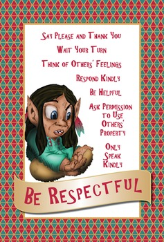 My Troll Patrol: Be Respectful eBundle