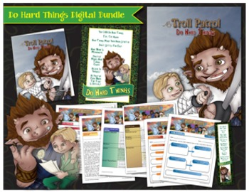 My Troll Patrol: Do Hard Things eBundle