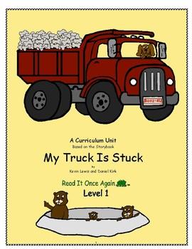 My Truck Is Stuck Level 1 Digital Version