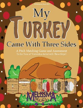 My Turkey Came with Three Sides