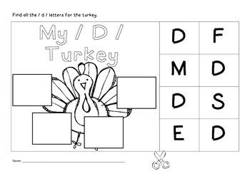 My Turkey Letters