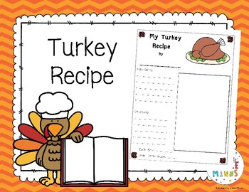 My Turkey Recipe
