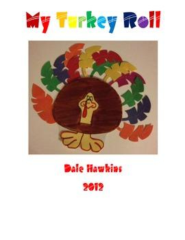 My Turkey Roll  Math Game