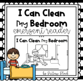I Can Clean My Bedroom- emergent reader