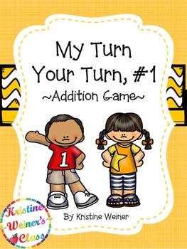 My Turn, Your Turn, #1
