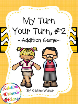 My Turn, Your Turn, #2