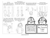 Social Story Mini Book - My Turn to Talk in Class