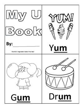 My U Book