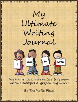 My Ultimate Writing Journal