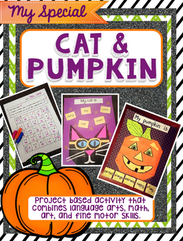 My Special Pumpkin & Cat
