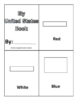 My United States Book