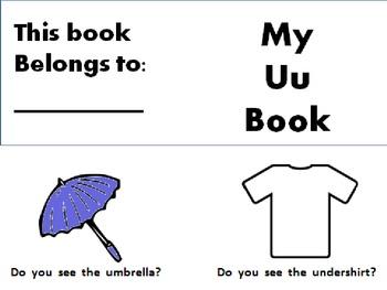 My Uu Book
