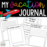 My Vacation Journal