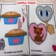 My Valentine:  Rhyming Book & Cards