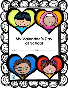 My Valentine's Day At School Small Moments