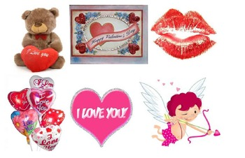 My Valentine's gift book