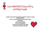 My Valentine's Day Story Telling and Writing Guide