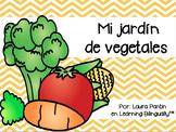 My Vegetable Garden Activity in Spanish
