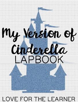 My Version of Cinderella Lapbook
