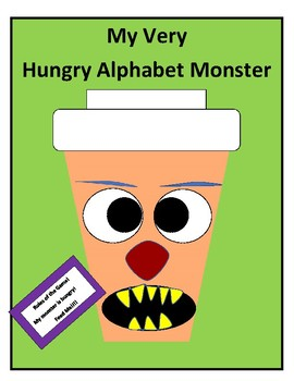 My Very Hungry Alphabet Monster