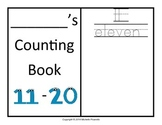 My Very Own Counting Book 11-20