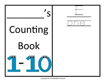 My Very Own Counting Book