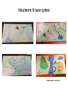 """My Very Own Country"" Landform Activity-(Core Knowledge)"