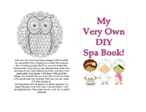 My Very Own DIY Spa Book