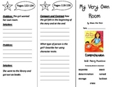 My Very Own Room Trifold - Treasures 3rd Grade Unit 4 Week 5 (2009)