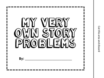 My Very Own Story Problem Book