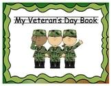 My Veteran's Day Book