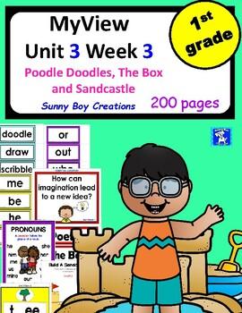 MyView Literacy Unit 3 Week 3 First Grade