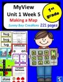 My View Literacy Unit 1 Week 5 First Grade