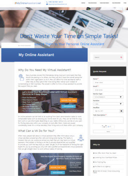 My Virtual Assistant Service