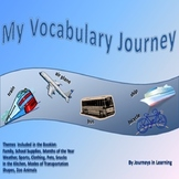 My Vocabulary Journey Booklet
